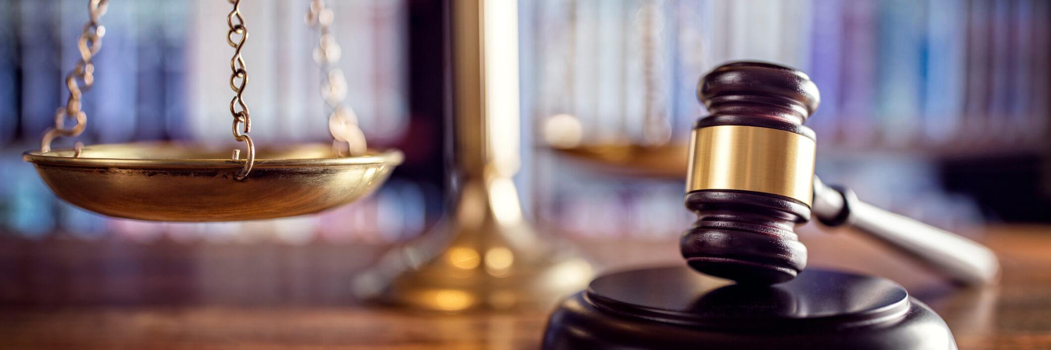 Arbitrator Gavel Scale